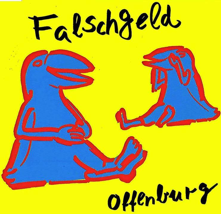 Cover der Offenburg-CD von '97  | Foto: bz