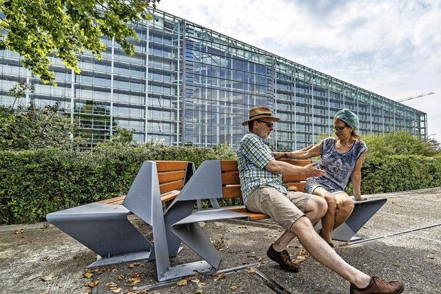 Am Europäischen Parlament gibt's bald 27 Bänke - eine für jedes EU-Mitgliedsland