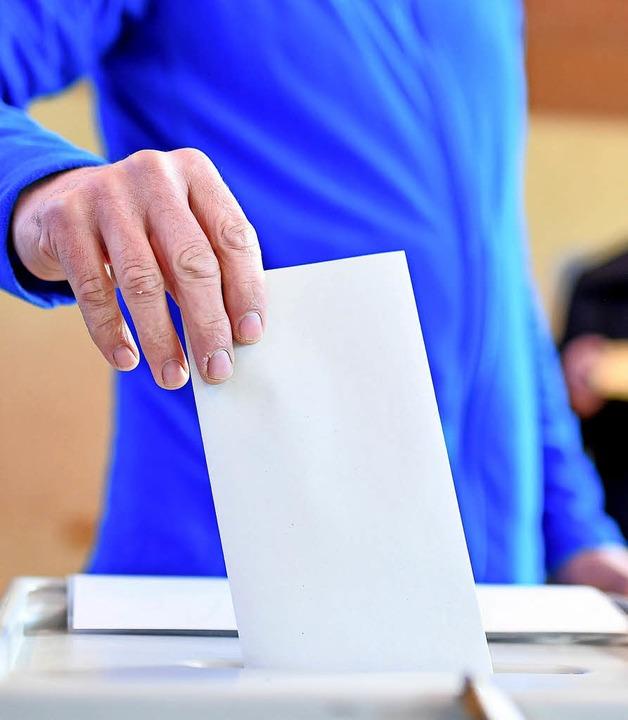 Parteien informieren, um die Wahlentsc...für den 24. September zu erleichtern.   | Foto: dpa