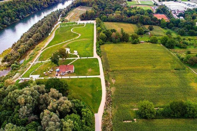 Neuenburg soll an den Rhein zurückkehren