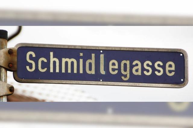 RHEINFÄLLE: Zehnmeister Schmidle