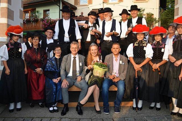 Drei Weinfeste im Freiburger Umland eröffnet