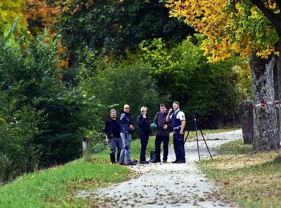 Die Leiche von Maria L. wurde am 16. O...#8211; unweit des Schwarzwaldstadions.  | Foto: Thomas Kunz