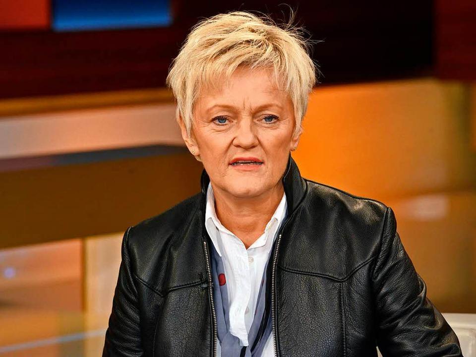 Renate Künast soll laut einem Facebook... Verfahren wurde aber nun eingestellt.  | Foto: dpa