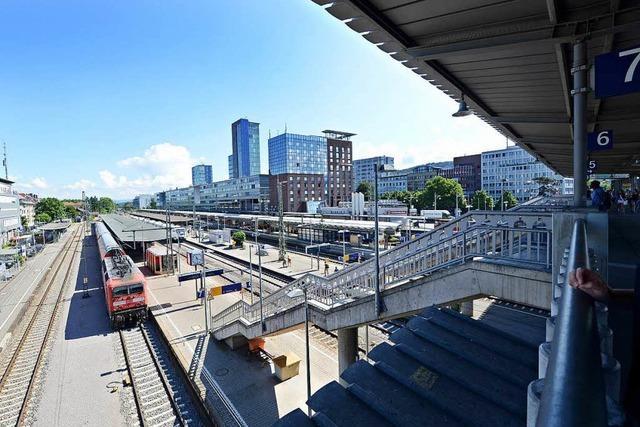 Mehr Schwarzfahrer und mehr Diebstähle am Freiburger Hauptbahnhof