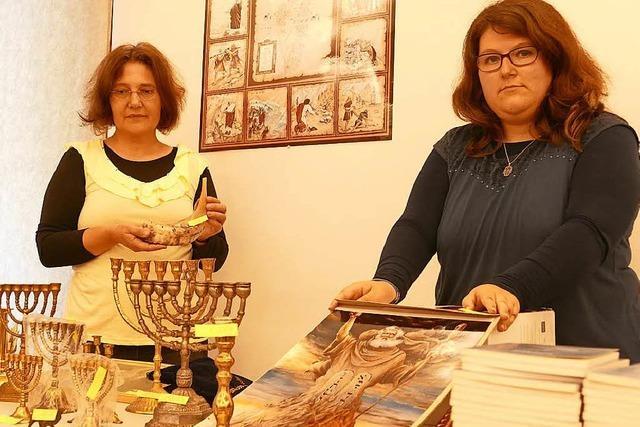 Tag der Jüdischen Kultur in der Lörracher Synagoge