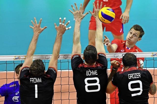Ein Team schreibt Sport-Geschichte
