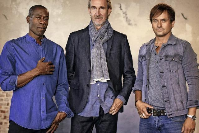 Mike & the Mechanics im römischen Theater im Schweizer Augst