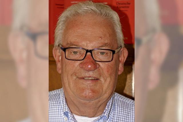 Der streitbare Anwalt feiert seinen 75. Geburtstag