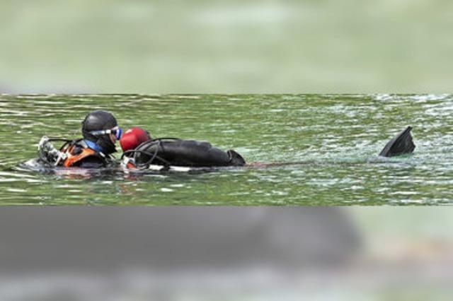 Retter in Flüssen und Seen