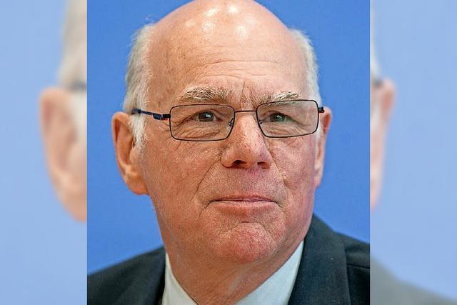 Norbert Lammert: Der Mann der geschliffenen Rede verabschiedet sich