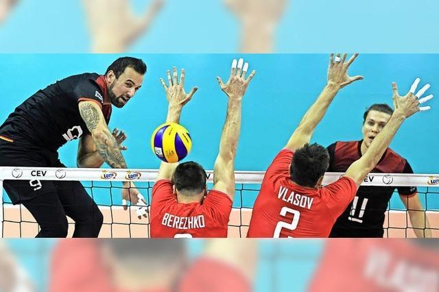 Wie die deutschen Männer fast die Volleyballwelt auf den Kopf stellen