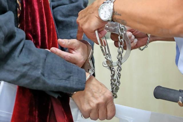 Psychiaterin soll Paar entführt haben