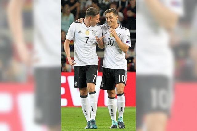 Ein halbes Dutzend für die WM