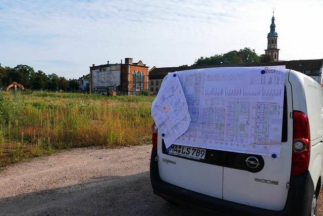 Startschuss für Offenburgs bedeutendste Stadterweiterung