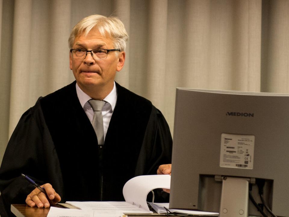 Oberstaatsanwalt Eckart Berger  | Foto: dpa