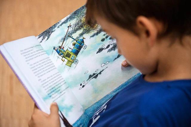 Die Jugend in Rheinfelden kann Bücherschätze suchen