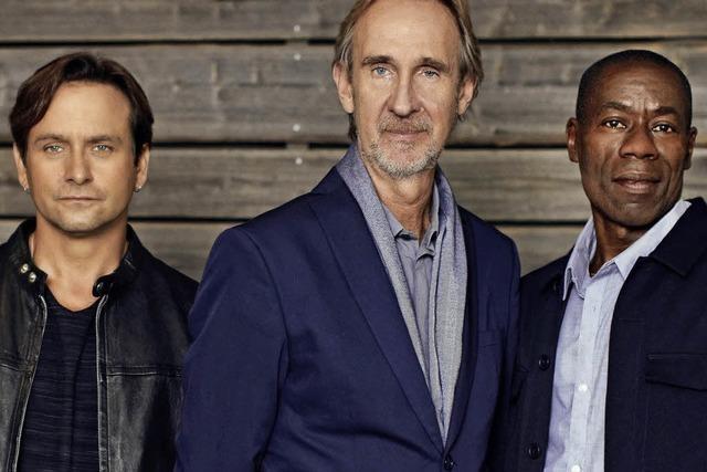 Interview mit Mike & The Mechanics vor ihrem Konzert in Augst