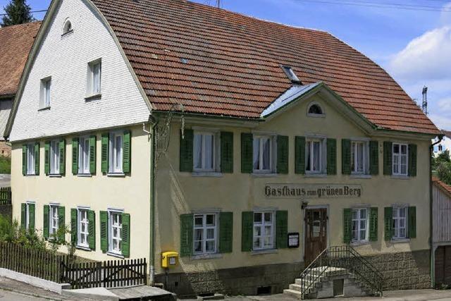 Wandel in der Bonndorfer Gastonomie: Erinnerungen an alte Zeiten bleiben