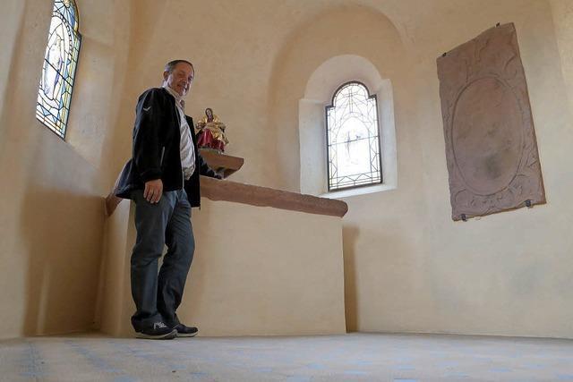 Eine Kapelle kann aufatmen