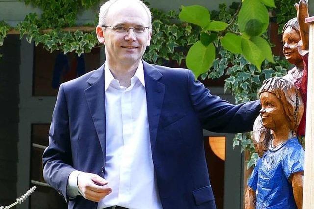 Stadtrundfahrt mit den Bürgermeisterkandidaten – diesmal Albrecht Fischer aus Ras al Khaimah