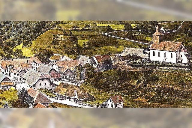 Eintauchen in die Neuenweger Historie