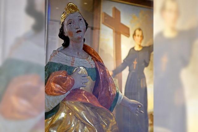 Kirchenschätze lassen Staunen