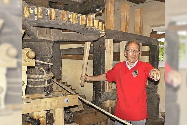 Einblick in altes Handwerk fasziniert Besucher