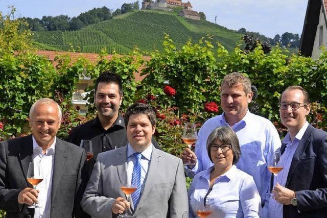 Einblick in fünf Durbacher Weinkeller