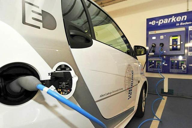 Mit dem E-Auto durch Südbaden: Es braucht Nervenstärke