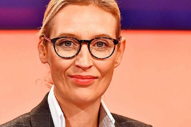 Weidel verlässt ZDF-Show – Experte spricht von Taktik