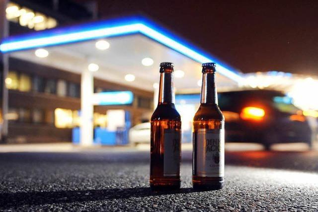 Stadt Lahr will Alkoholverbote an öffentlichen Orten prüfen