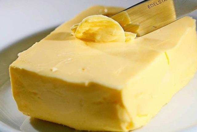 Butter ist so teuer wie noch nie
