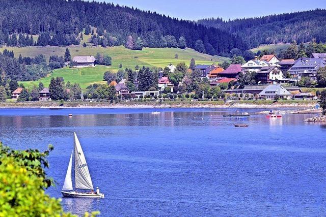Der Schluchsee landet auf Platz sieben im Ranking
