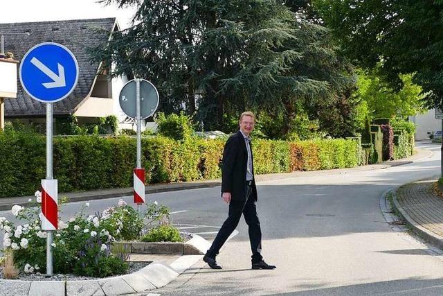 Stadtrundfahrt mit den Bürgermeisterkandidaten – diesmal Thomas Gedemer aus Herbolzheim