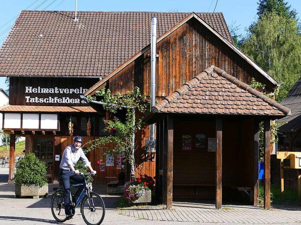 Station 4: die Heimatstube in Tutschfelden  | Foto: Lena Marie Jörger