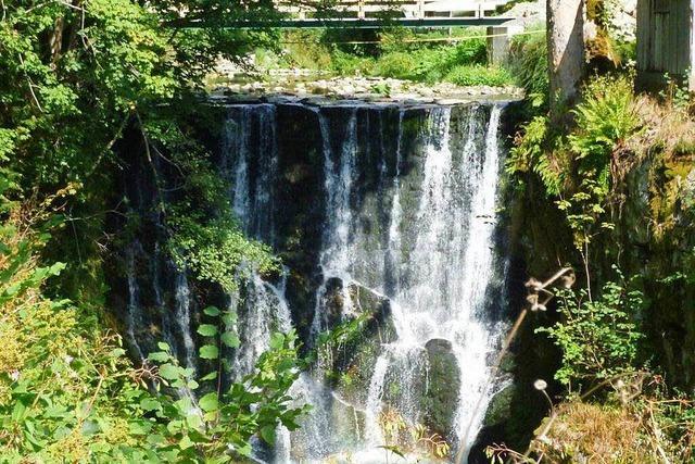 Todtnau ist auf dem Weg zum Wasserfall-Portal