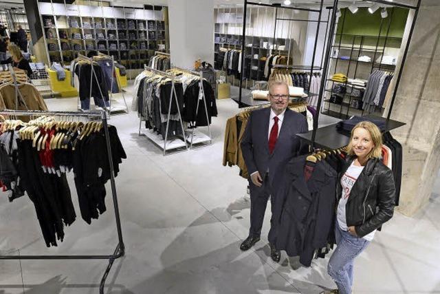 Modehaus Kaiser schließt Millionen-Umbau ab