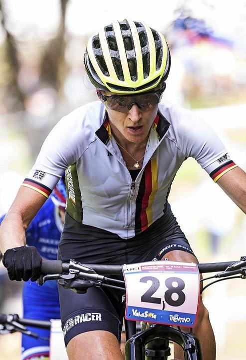 Beim Weltcup-Finale in Val di Sole kur...r WM will sie noch ein bisschen mehr.     Foto: küstenbrück
