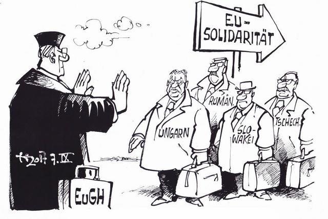 Noch vier abgewiesene Flüchtlinge