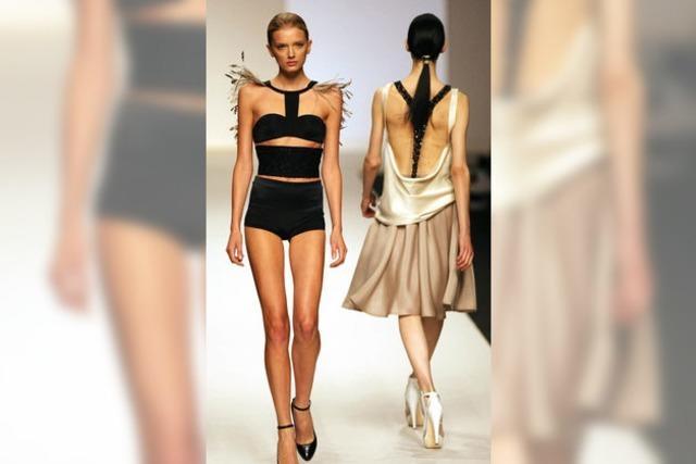 Französische Modekonzerne verabschieden Charta gegen Magermodels