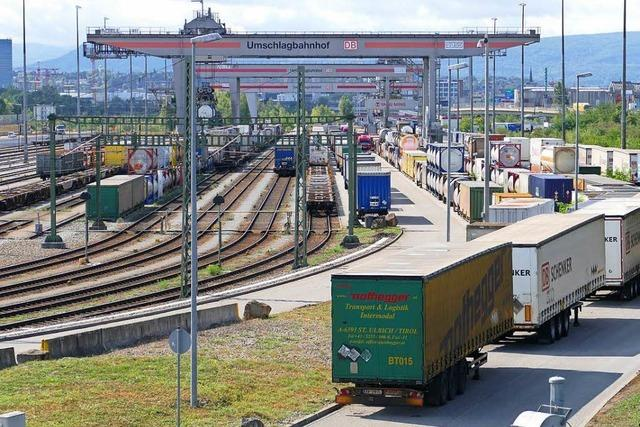 Der Güterverkehr steht vor dem Kollaps