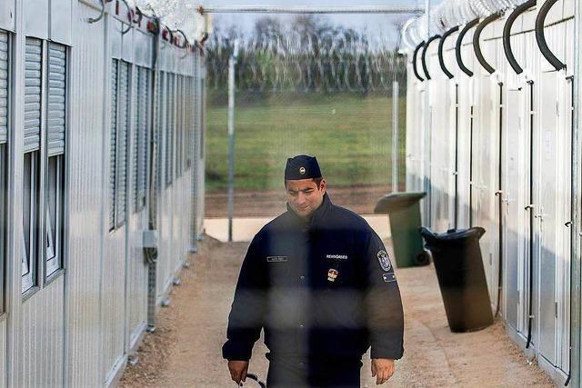 Ungarn lehnt Urteil zu Flüchtlingen ab