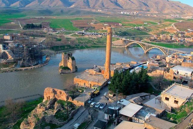 Staudamm soll eine der ältesten Siedlungen der Welt fluten