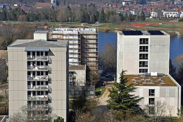 Die Lage auf dem studentischen Wohnungsmarkt in Freiburg bleibt angespannt
