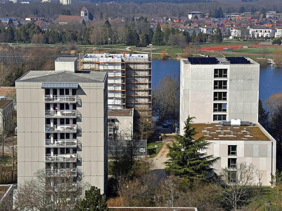 Bis 2019 will das Studierendenwerk 300...ze in der Stusie schaffen (Archivbild)  | Foto: Michael Bamberger