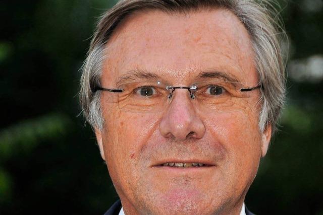 Ex-FDP-Chef Wolfgang Gerhardt kommt nun doch nicht nach Weil am Rhein
