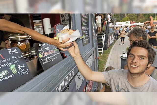 Kulinarisches, Straßenkunst und Musik