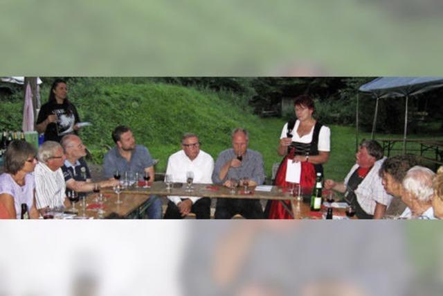 Stühlinger SPD auf Tour