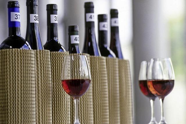 Kaiserstühler Weine schneiden bei